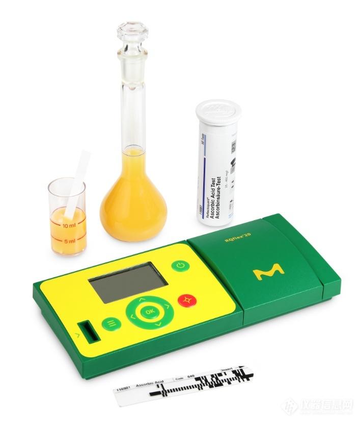 默克 Supelco® RQflex® 20反射仪-水质分析仪