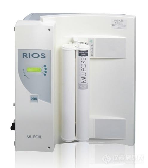 默克 Milli-Q RiOs智能纯水模块-纯水器、超纯水器