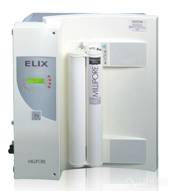 Elix-默克Milli-Q 智能纯水模块整体纯水系统-纯水器、超纯水器