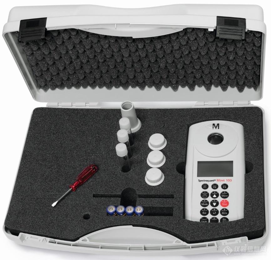 Spectroquant®Move100-默克 便携式多参数水质分析仪-水质分析仪